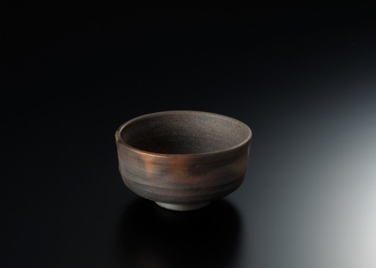 焼き〆抹茶碗2